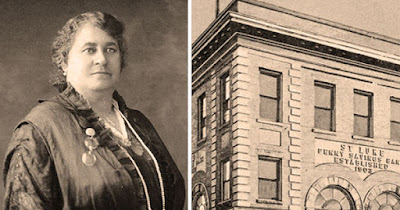 Maggie Lena Walker, first Black woman to own a bank