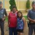 Policiamento a pé na área central da cidade
