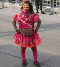 Disfraces del Carnaval de Barranquilla