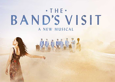 "poster for ""A Band's Visit"""