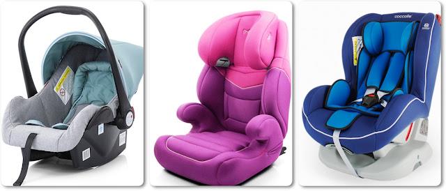 4 greseli frecvente pe care le fac parintii cand cumpara scaune auto pentru copii