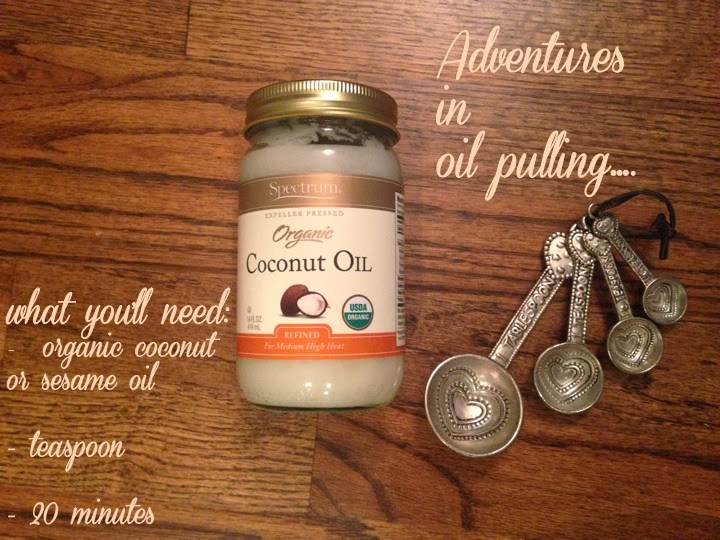 coconut oil, oil pulling, dental, health, beauty