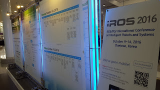 IROS 2016 Conference events