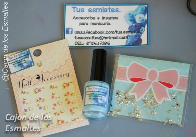 Tus Esmaltes - Insumos para nail art