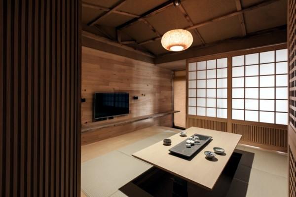Modern minimalist home design style Japanese style