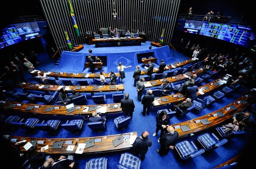"""Contingenciamento: Agência """"O PARLAMENTAR"""": Senado Aprova Proibição A"""