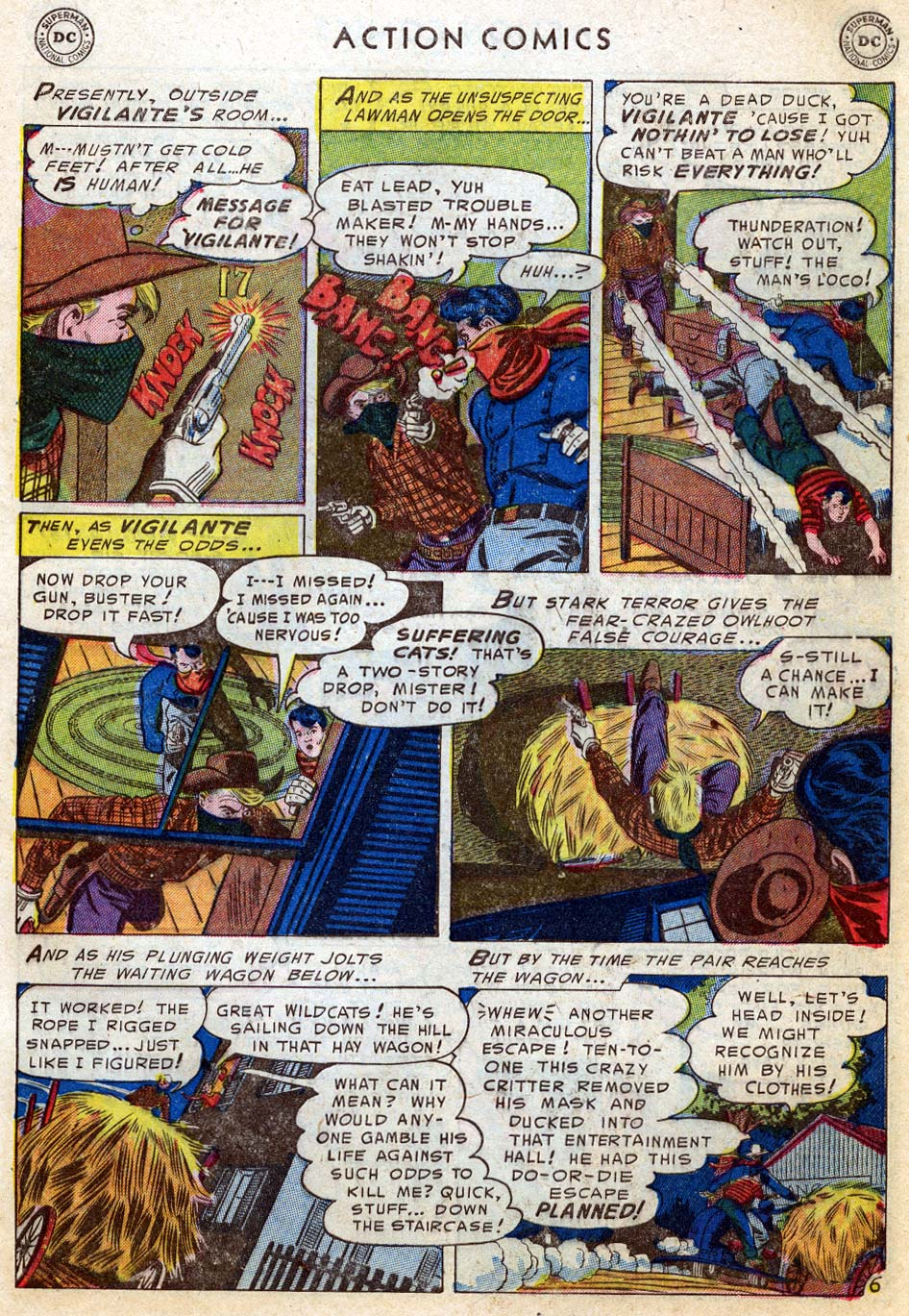Action Comics (1938) 187 Page 38