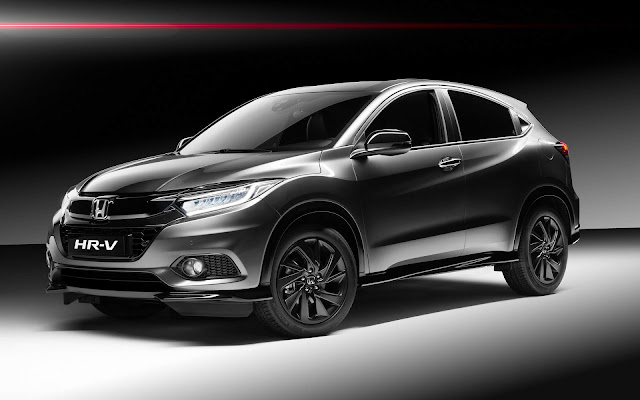 Novo Honda HR-V 2019 1.5 VTEC Turbo