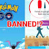 Failed To Get Game Data From Server Pokemon GO? Kemungkinan Banned