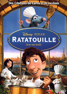Ratatouille - BDRip Dual Áudio