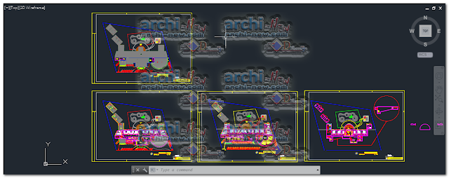 Download-AutoCAD-hotel-sapriche-dwg-cad