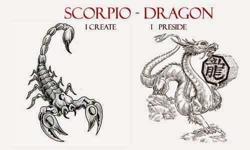 Scorpio Dragon Personality | Scorpio Quotes