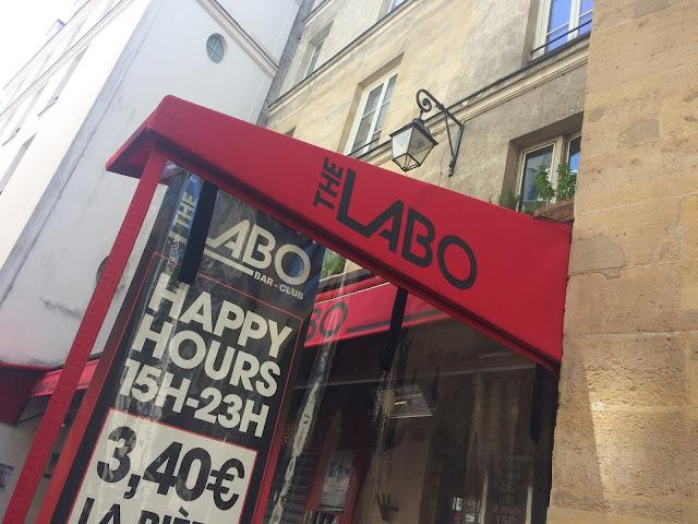 The Labo - Paris