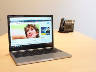 Laptop Baru Google