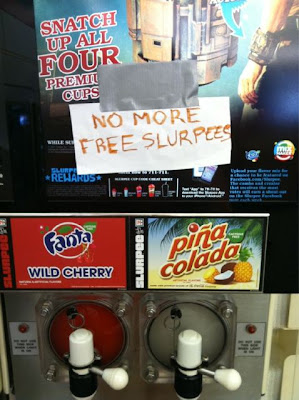 No More Free Slurpee's on National 7-Eleven Day