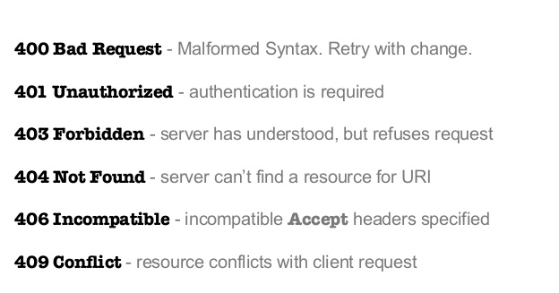 Berikut kode error yang sering muncul di browser!