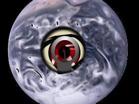 視線(素材使用)