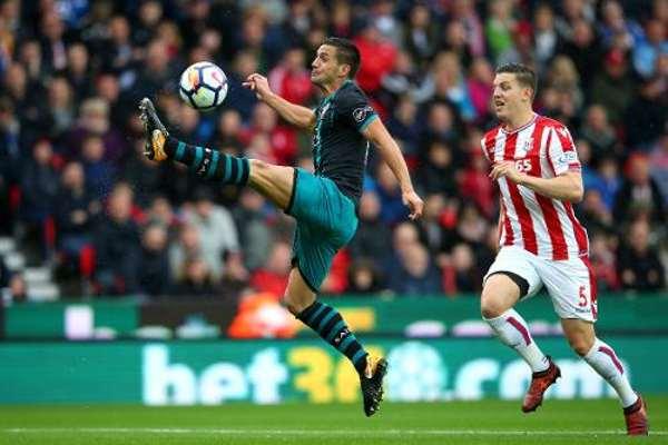 Southampton vs Stoke City