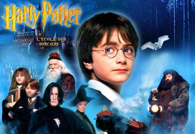 Harry Potter and The Philosopher's Stone Watch Full Movie Online In Hindi Dubbed