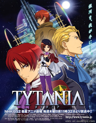 جميع حلقات انمي Tytania مترجم عدة روابط