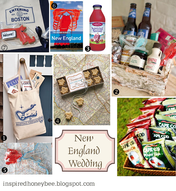 Gift Bags Wedding Out Of Town Guests: Wedding: The Out-of-town Guest Bag