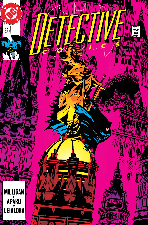 Detective Comics (1937) 629 Page 1