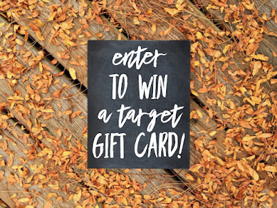 Enter the November $100 Target Gift Card Giveaway. Ends 12/5. Open WW.