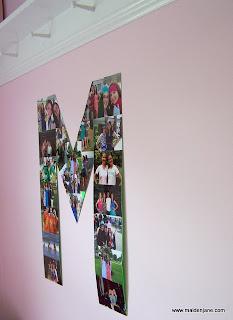 Dorm Room Decor – Photo Collage