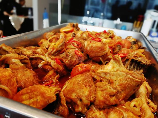 Masakan Lebih Enak Bersama Pes dan Sos Segera Dari Ayamas Kitchen
