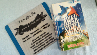Review Novel : Awak Suka Saya Tak ? (by Melur Jelita)