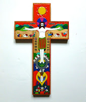 Madero Jesus Workshop-New Creation Cross