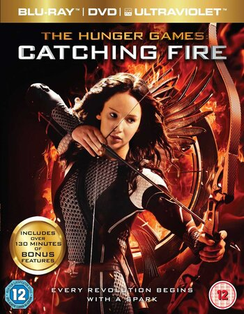 The Hunger Games Catching Fire (2013) Dual Audio Hindi 720p BluRay Movie Download