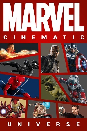Baixar Marvel - Todos os Filmes e Séries Torrent Download
