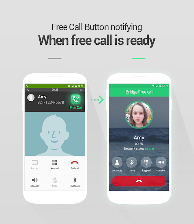 BridgeCall (Android and iOS)