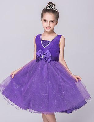 Ideas de Vestidos de gala para niñas Cortos