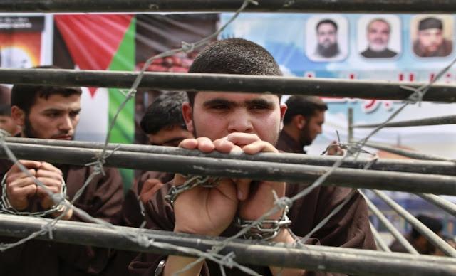 38 Tahanan Palestina Di Israel Dihukum 20 Tahun Penjara
