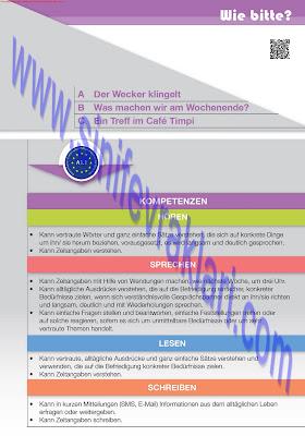 9. Sınıf Almanca A1.1 Ders Kitabı Cevapları Sayfa 41