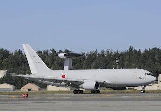 Pesawat Pengintai E-767 Jepang