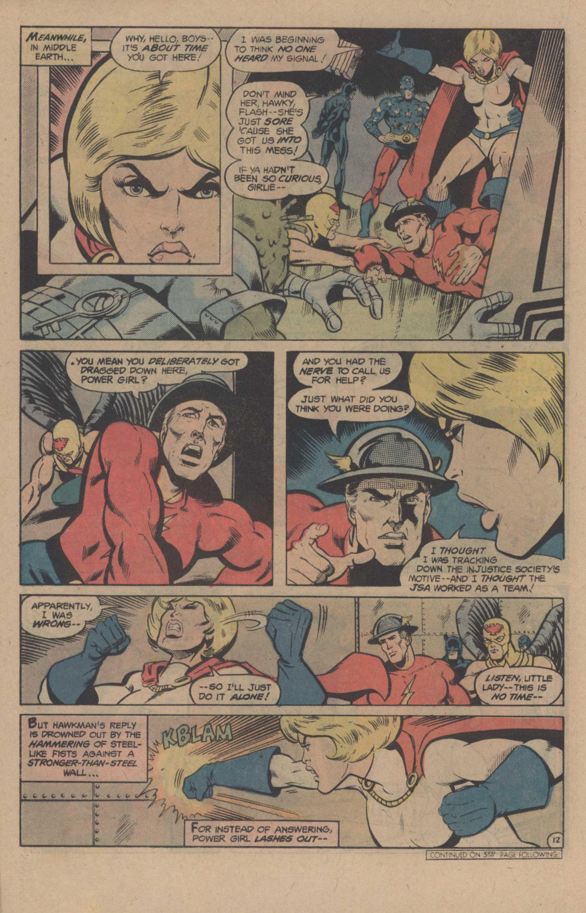 Read online All-Star Comics comic -  Issue #67 - 22