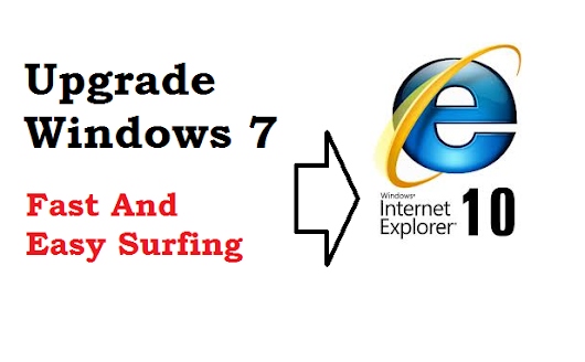 Internet Explorer 10 for windows 7 download and install