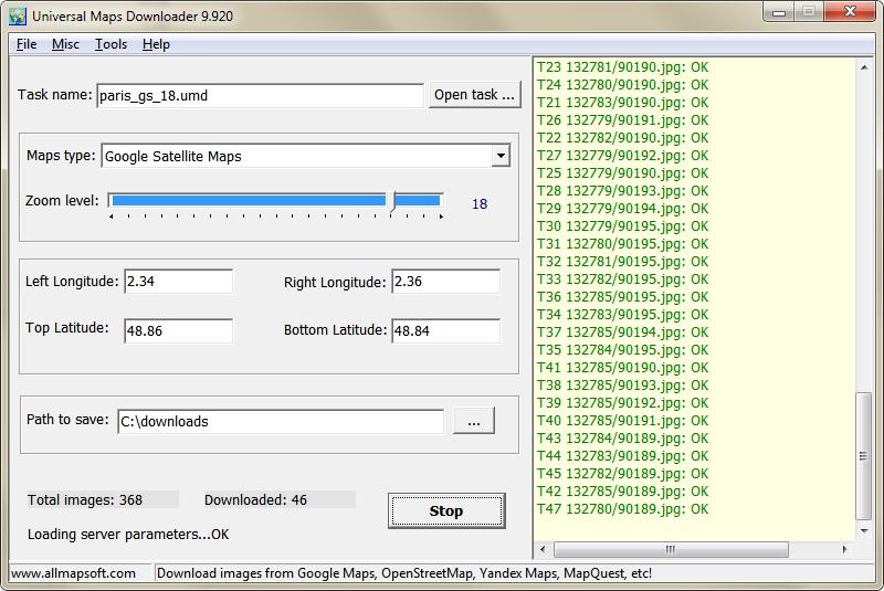 Universal Maps Downloader v9.920 Full version