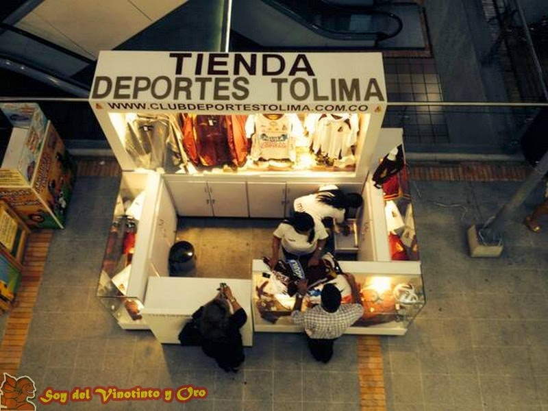 33e0b5275 Deportes Tolima | Soy del Vinotinto y Oro: EL DEPORTES TOLIMA ...