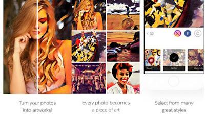 Aplikasi Populer Edit Foto Prisma Akan Segera Hadir di Windows 10 Bulan Juli Ini