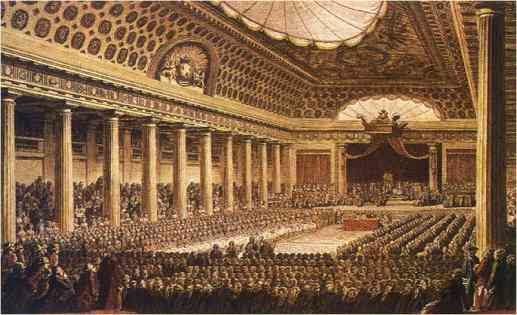 Revolucion francesa y revuelta de los privilegiados