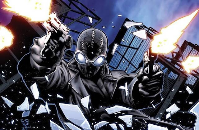 Mengenal Spider-Man Noir (Peter Parker Earth-90214) dari Marvel Comics