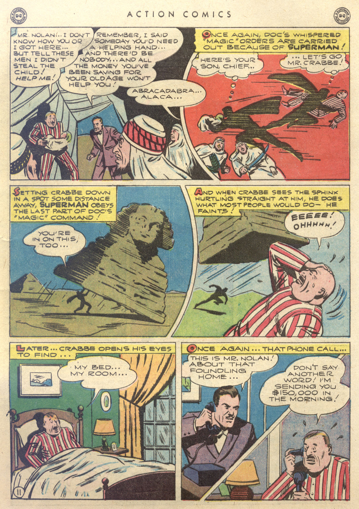 Read online Action Comics (1938) comic -  Issue #88 - 13