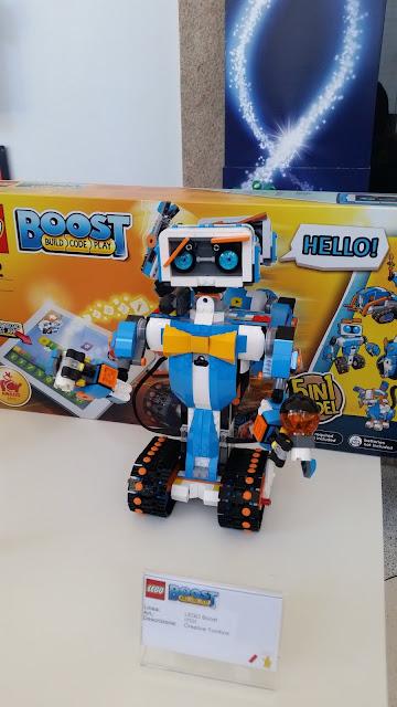 Novità giochi 2017: LEGO Boost