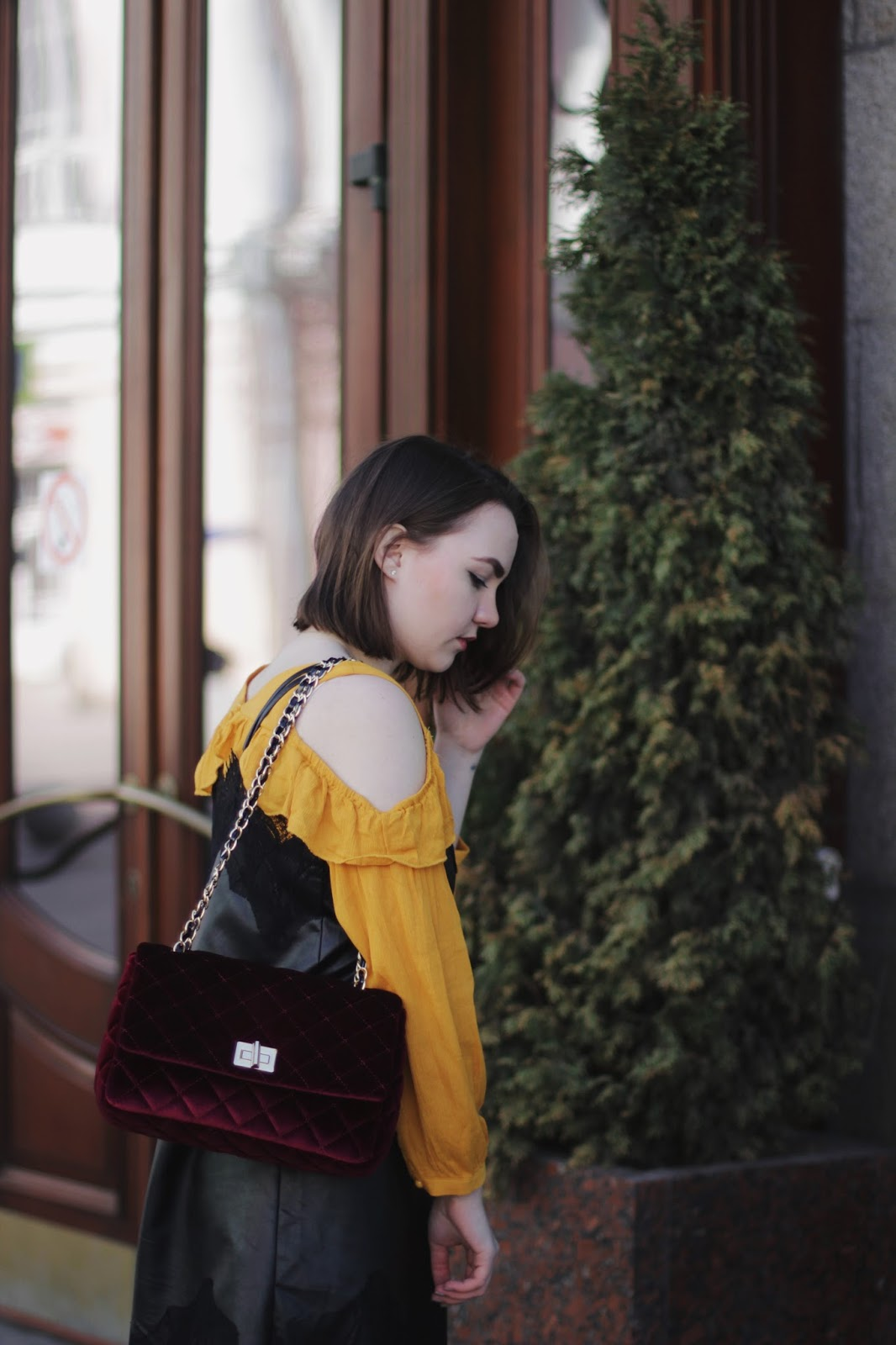 Fashion Blogger | Yellow Top