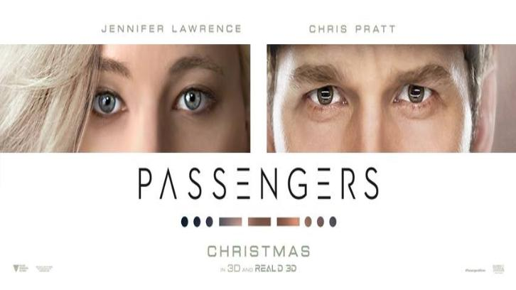 MOVIES: Passengers - Trailers feat Chris Pratt and Jennifer Lawrence