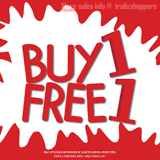 Kitschen Buy 1 FREE 1 Promotion